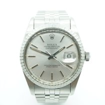 Rolex Datejust 36mm Oyster Perpetual Stainless Steel Fluted Bezel