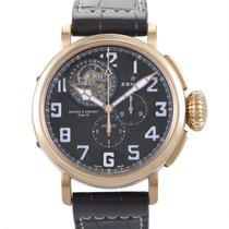 Zenith Montre d'Aeronef Type 20 Tourbillon Men's Watch...