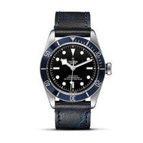 Tudor HERITAGE BLACK BAY Automatic Steel Blue Bezel 41 79230 B