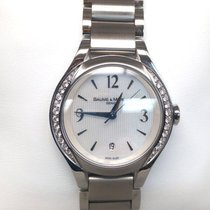 Baume & Mercier Ilea Diamond Ladies Watch