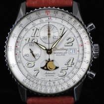 Breitling Navitimer Montbrillant Eclipse Steel Automatic