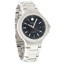 Movado Series 800 Mens Stainless Steel Swiss Quartz Watch 2600030
