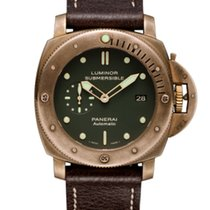 沛納海 (Panerai) Luminor 1950 Submersible 3-Days