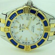 Breitling Chronomat Lady J 18K Gold