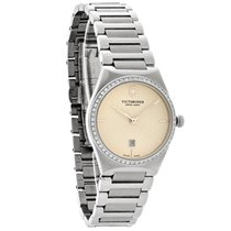 Victorinox Swiss Army Victoria Ladies Diamond Quartz Watch 241521