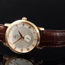 Omega Deville Chronometre Coaxial 750/000 Rg Xl