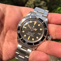 Rolex 1680 6,0m series Yellow Patina Dial Submariner '78
