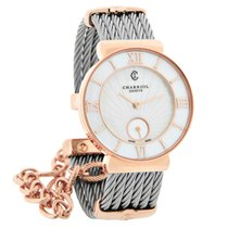 Philippe Charriol St. Tropez Ladies Cable Bangle Watch...