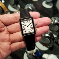 Cartier WSTA0030 Tank Solo Watch 24mm