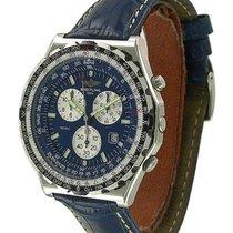 Breitling A59028 Jupiter Pilot Reveil Alarm Chronograph in...