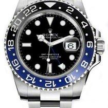 "Rolex Gmt-master II 116710 With ""batmam"" Blue Black..."