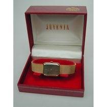 Τζουβένια (Juvenia) 750/- Gelbgold Damenuhr