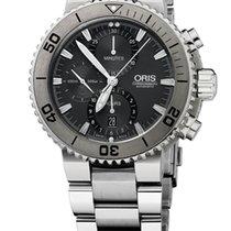 Oris Aquis Titan Chronograph, Titan Bracelet