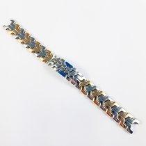 TAG Heuer Steel / Gold Bracelet BB0955 7,5mm Link Women Ladies...