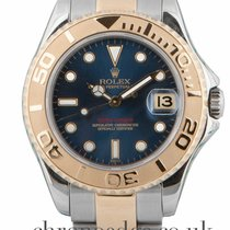 롤렉스 (Rolex) Rolex Yachtmaster Steel & 18ct Yellow Gold 168623