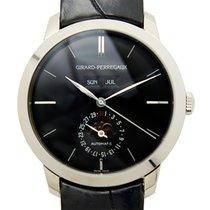 Girard Perregaux Girard-perregaux 1966 18k White Gold Black...