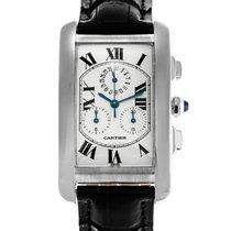 Cartier Watch Tank Americaine W2603356
