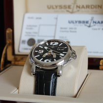 Ulysse Nardin GMT Big Date 42mm in Steel