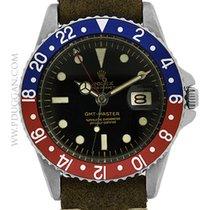 勞力士 (Rolex) vintage 1961 stainless steel GMT-Master