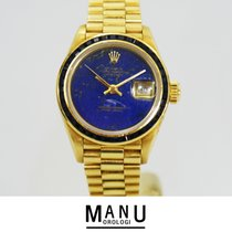 Rolex Datejust Lady Gold Lapis Lazuli Ref.69178