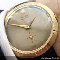 Rolex Historisch Relevante Art Deco Rolex Precision 18 karat...