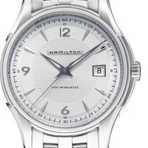 Hamilton Jazzmaster H32515155 Elegante Herrenuhr 80h Gangreserve