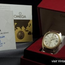Omega 1967 Full Set Omega Constellation Automatic Solid Gold