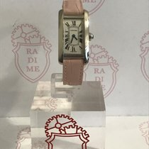 Cartier Tank Americaine Lady White Gold 2489 W2601956