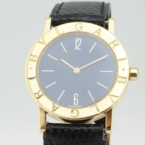 Bulgari Classic Gold BB 30 GL Quartz Lady