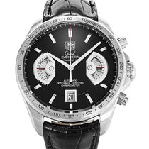 TAG Heuer Watch Grand Carrera CAV511A.FC6225