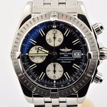 Breitling Chronomat Evolution Chronograph Stainless Steel 44mm...