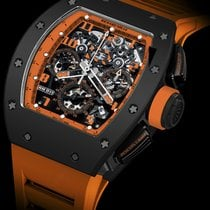 Richard Mille RM 011 Orange Storm Limited Edition