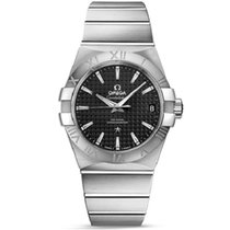 Omega Constellation Co-Axial 38mm 123.10.38.21.01.002