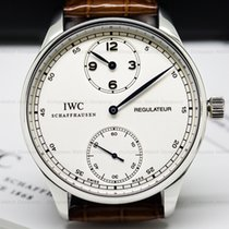 IWC IW544401 Portuguese Regulator Vintage Collection SS (26720)