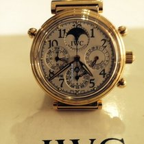IWC Da Vinci Ratrapante 3754 Chronograph