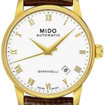 Mido Baroncelli Gent II Automatik Herrenuhr M8600.3.26.8