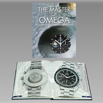 Omega livre Master of Omega Speedmaster, Flightmaster, Speedsonic