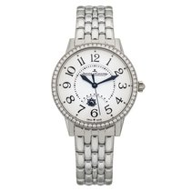 Jaeger-LeCoultre Rendez-Vous Night & Day Stainless Steel 34mm
