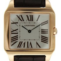 Καρτιέρ (Cartier) Santos Dumont 18K Rose Gold