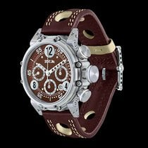 B.R.M Chronograph  BT 12 Chocolat Custom Made