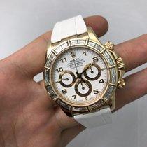 Rolex Oyster Perpetual Cosmograph Daytona Diamond Custom