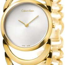 ck Calvin Klein body K4G23526 Damenarmbanduhr Schmuckband