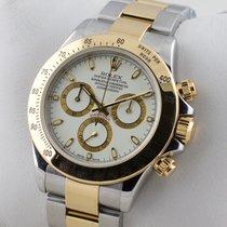 Rolex COSMOGRAPH DAYTONA EDELSTAHL / GOLD 750 GELBGOLD