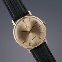 Omega Century 18ct yellow gold manual watch