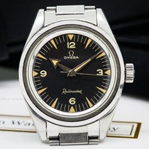 Omega 2914-4 SC Vintage 2914 Railmaster on Bracelet VERY NICE...
