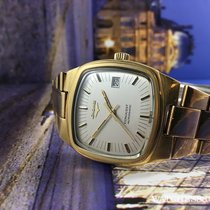 Longines Vintage swiss watch automatic Longines Conquest gold...