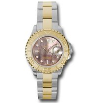 Rolex Yacht-Master Lady Steel and Gold