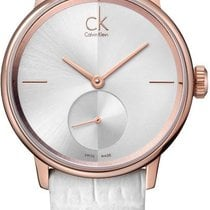 ck Calvin Klein Accent K2Y236K6 Elegante Damenuhr Design...
