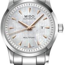 Mido Multifort Damen Automatikuhr M005.007.11.101.00