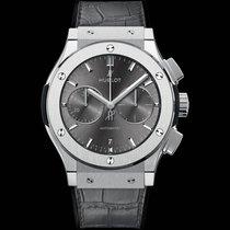 Hublot Racing Grey Chronograph Titanium